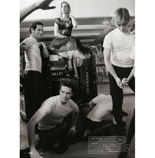 Изображение 23. Dance, dance, dance: 10 съемок, вдохновленных балетом.. Изображение № 17.