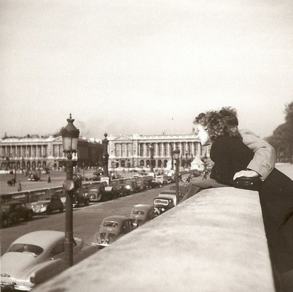 Фотографии старого Парижа. Изображение № 24.