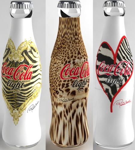 Coca-Cola byR. Cavalli. Изображение № 1.