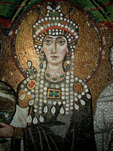 Императрица Феодора. Изображение № 2.