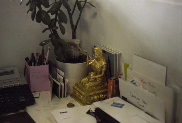 Офис редакции журнала TANK, Лондон. Изображение № 12.