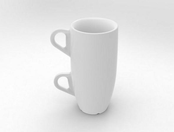 Изображение 2. Предмет: Серия из 30 кофейных чашек.. Изображение № 2.
