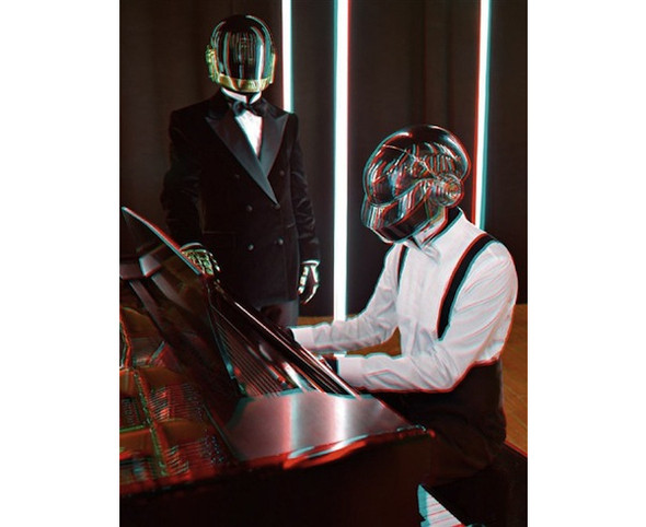 Daft Punk в 3D, Dazed & Confused. Изображение № 26.