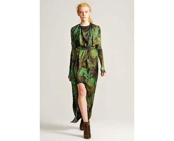 Неделя моды в Нью-Йорке: второй день. Изображение № 133.
