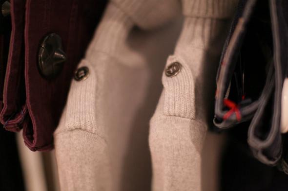 Корнер Armani Jeans на четвертом этаже ЦУМа. Изображение № 3.