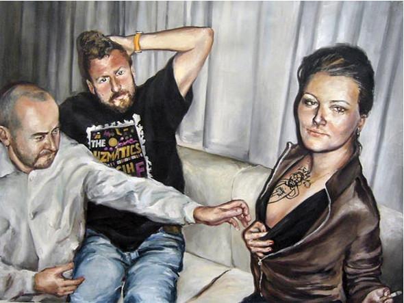 Новые имена: 30 художников, которых будут обсуждать в 2012-м. Изображение № 68.