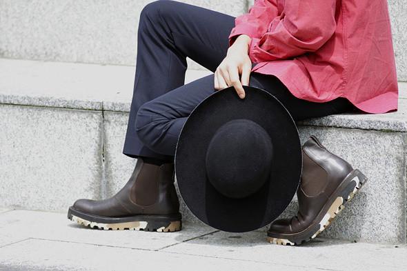 Изображение 7. Детали: Мужская неделя моды в Париже.. Изображение № 7.