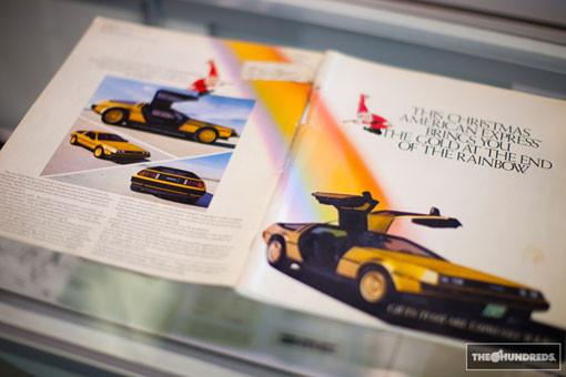 DeLorean. Автомобиль-легенда. Часть 2. Изображение № 9.