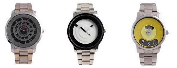 Дисковые часы — часы иаксессуар водном. Изображение № 3.