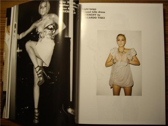 Линдси Лохан для Purple Fashion Magazine (продолжение). Изображение № 17.