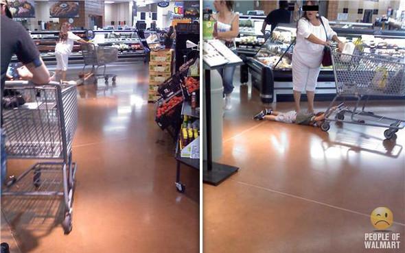 Покупатели Walmart илисмех дослез!. Изображение № 3.