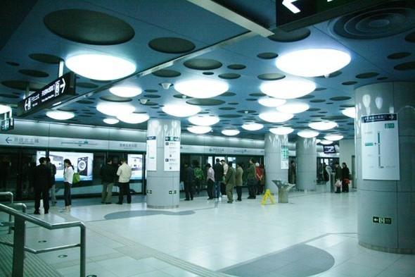 Изображение 11. Не Москва. Подземные улицы городов со вкусом.. Изображение № 11.