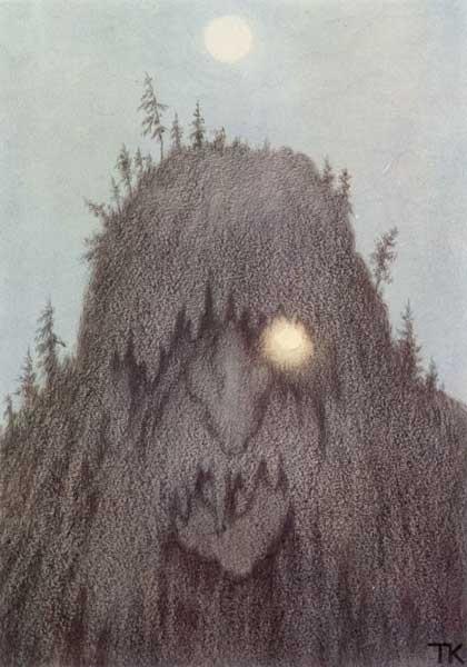 Теодор Киттельсен «Ненагруженный ужас». Изображение № 12.