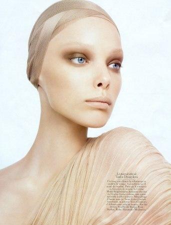 Tanya Dziahileva чистое сияние красоты. Изображение № 36.