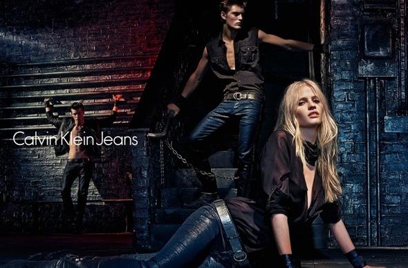 Кампании: Chanel, Calvin Klein и другие. Изображение № 27.