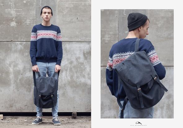 Изображение 7. Летняя коллекция рюкзаков от Asya Malbershein.. Изображение № 14.