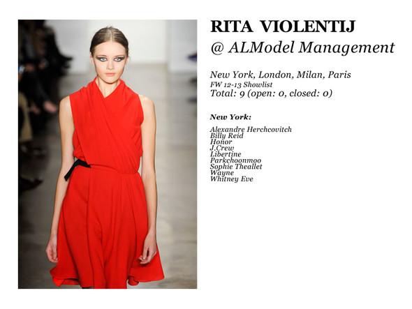 Al Model Management: Сезон показов осень-зима 12.13. Изображение № 9.