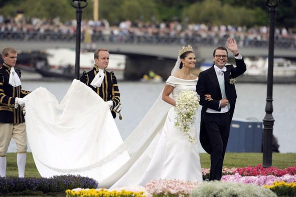Свадьба шведской кронпринцессы Виктории. Изображение № 5.