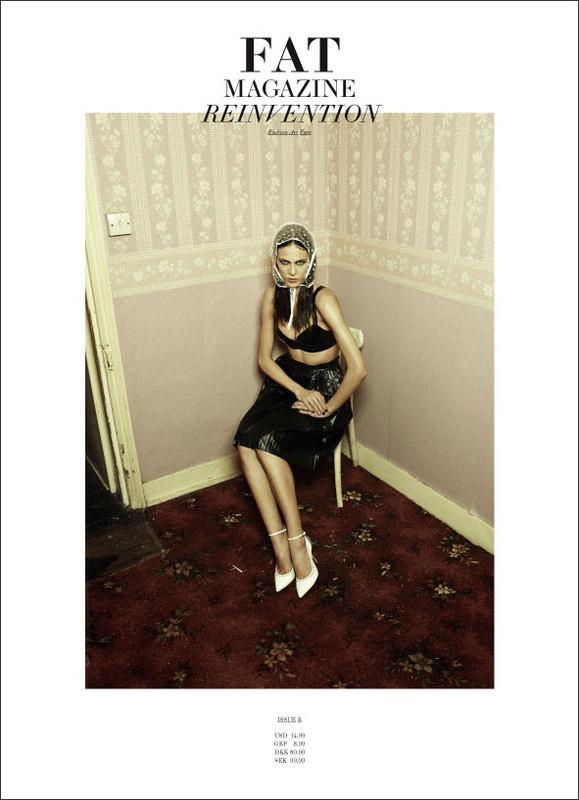Обложки: Vogue, Used, Fat и другие. Изображение № 1.