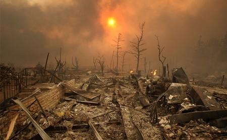Пожары вКалифорнии. Изображение № 1.