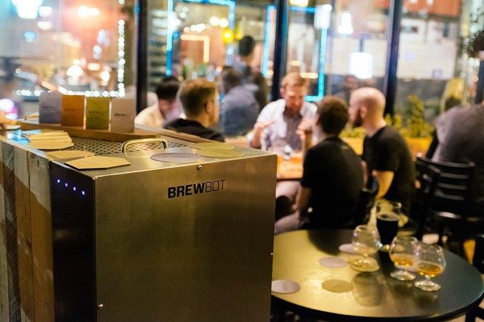 Brewbot поможет сварить пиво с помощью iPhone. Изображение № 10.