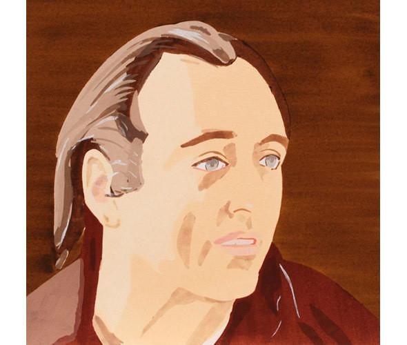 Изображение 7. Черты лица: 10 портретистов.. Изображение № 9.