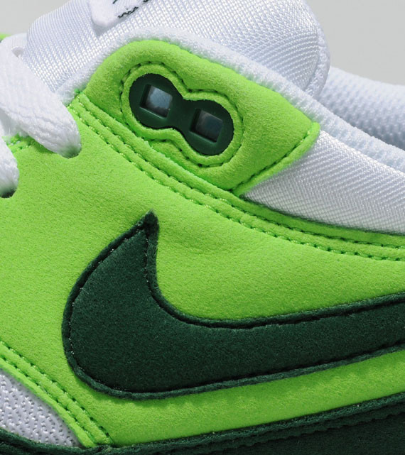 Nike Air Max 1 Gorge Green. Изображение № 3.