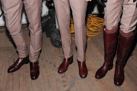 Неделя моды в NY. Tommy Hilfiger F/W 12/13. Изображение № 8.