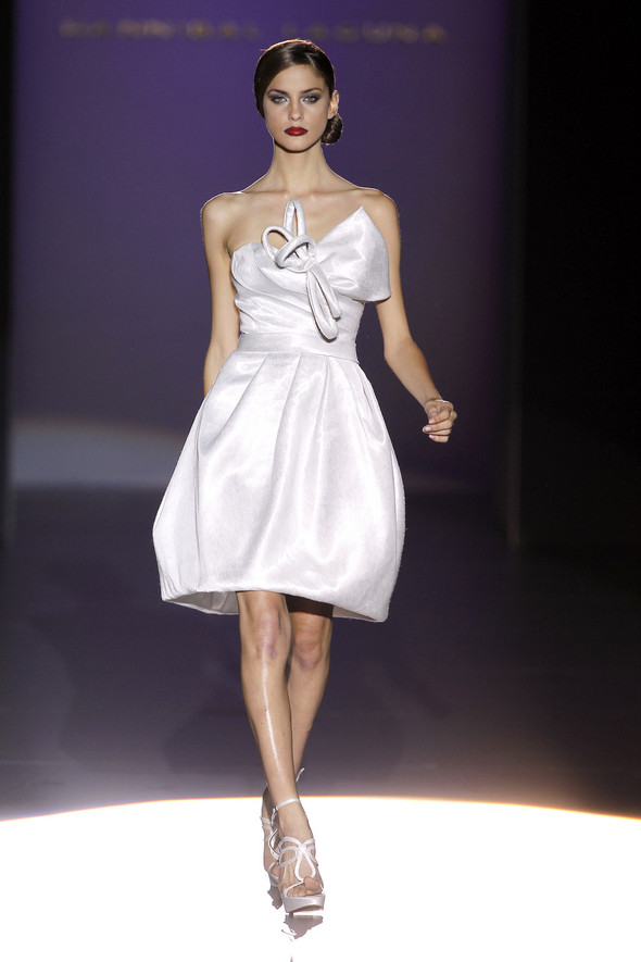 Madrid Fashion Week SS 2012: Hannibal Laguna. Изображение № 8.
