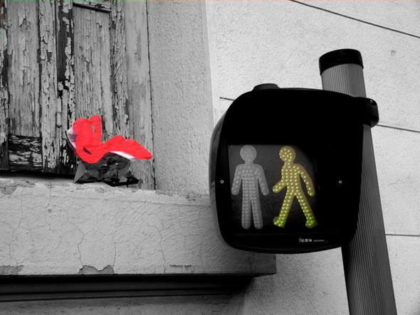 Изображение 8. Веселый стрит-арт .. Изображение № 8.