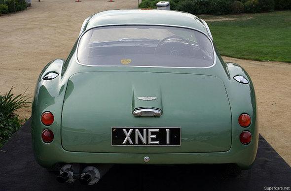 Aston Martin DB4 GTZagato. Изображение № 6.