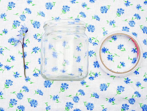 Симпатичные баночки-вазочки-подсвечники.. Изображение № 3.