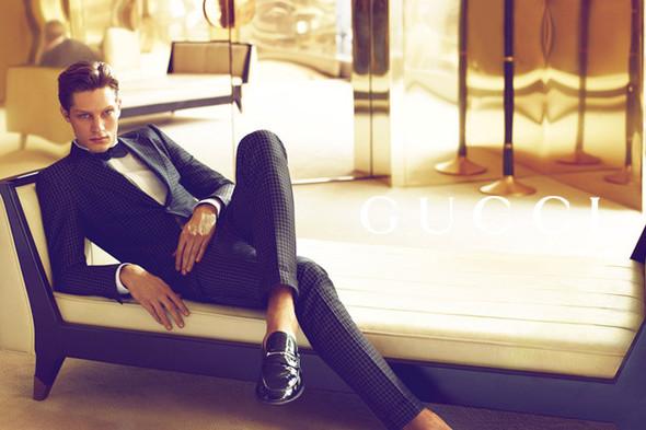 Кампания: Gucci SS 2012. Изображение № 10.