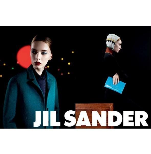 Изображение 4. Превью кампаний: Jil Sander и Bottega Veneta.. Изображение № 3.