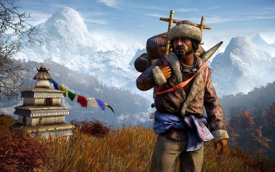 Гейм-дизайнер Far Cry 4 о том, как сделать игру непредсказуемой. Изображение № 4.
