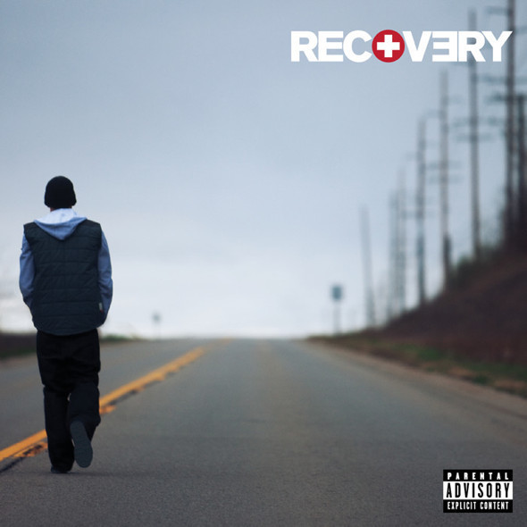 Обложка нового альбома Эминема — «Recovery». Изображение № 2.