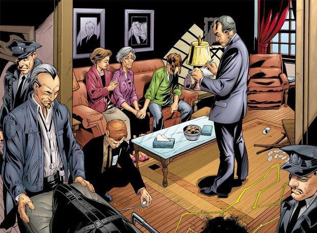 26 главных комиксов зимы на русском языке. Изображение № 11.