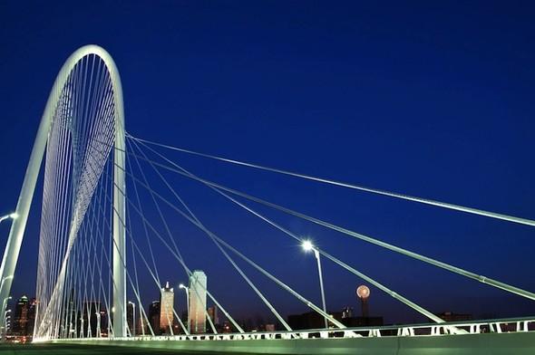 Новый мост Сантьяго Калатравы. Изображение № 2.