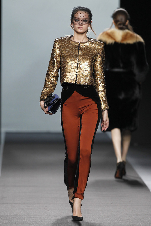 Madrid Fashion Week A/W 2012: Miguel Palacio. Изображение № 24.