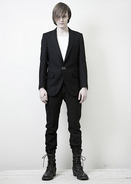NUDE AW 2011 HOMME. Изображение № 14.