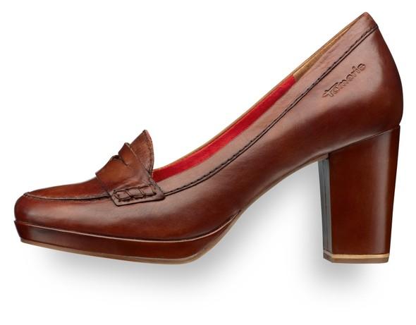 Современность и Ретро - элегантность в линии обуви Tamaris. Изображение № 7.
