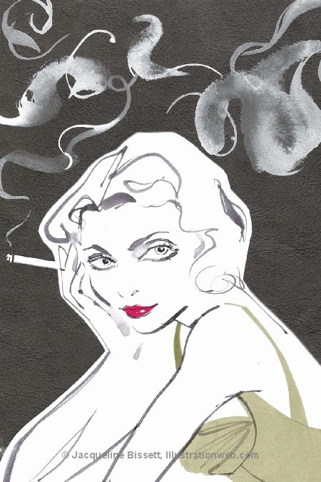 Иллюстратор Жаклин Биссет. Изображение № 22.