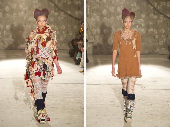 Japan Fashion Week AW 2010 - 2011. Изображение № 32.