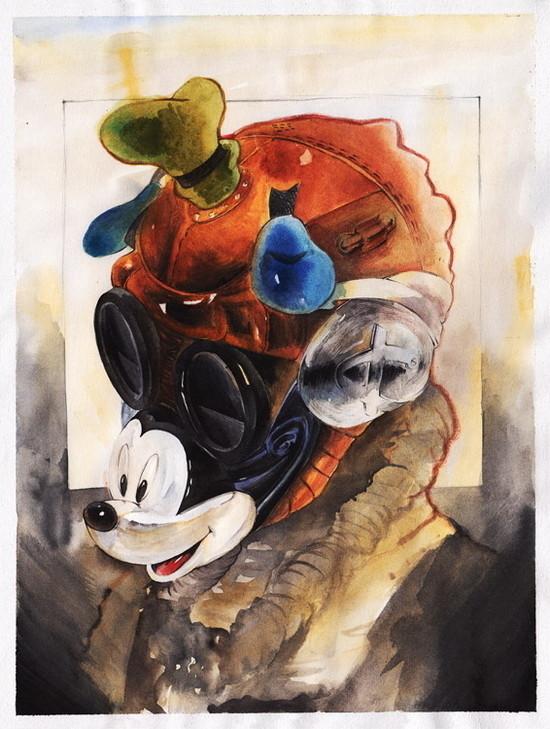 Изображение 21. Иллюстратор Reey Whaar .. Изображение № 21.