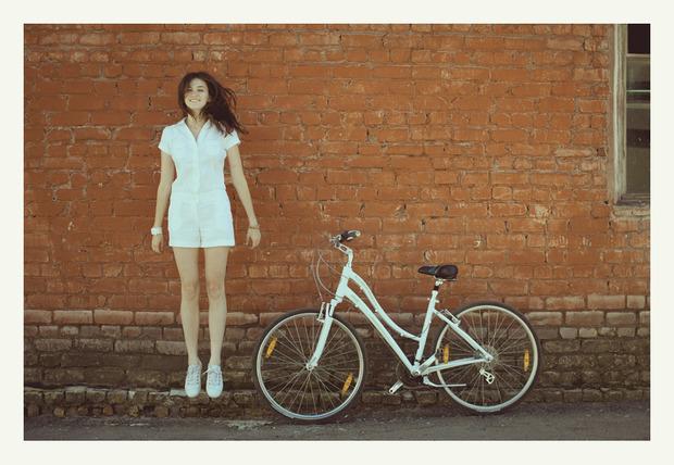 VELOVE. Любовь, Девушки, Велосипеды.. Изображение № 1.