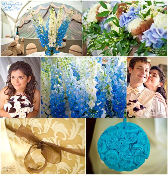 Цвет свадебного дня или праздник длиною в жизнь. Изображение № 28.