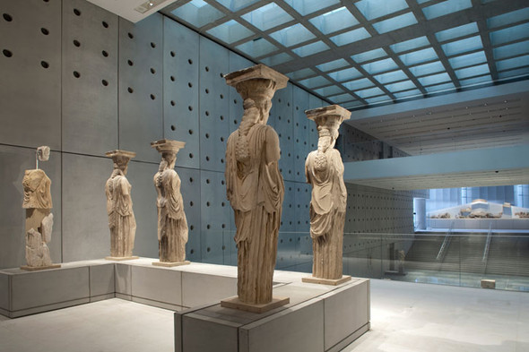 The new Acropolis Museum. Изображение № 8.