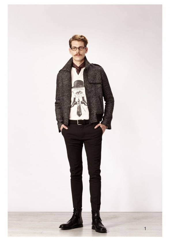 Paul & Joe Autumn/Winter 2011 Lookbook. Изображение № 8.