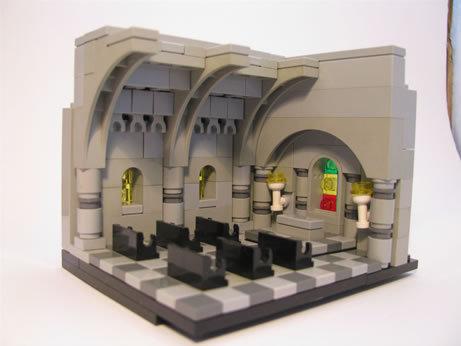 48 креативных LEGO творений. Изображение № 23.