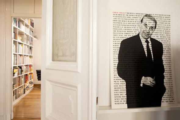 Рабочее место: Юстус Ойлер, арт-директор дизайн-студии Pentagram в Берлине. Изображение № 14.